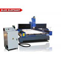 China Hign Speed Indusrrial Cnc Router Stone Engraving Machine Stainless Steel T - Slot Table wholesale