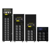 China Online LF UPS Backup system Pure Sine Wave 100KVA Power Safe Series DSP wholesale