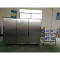 China Big Ultrasonic Cleaner for Engine Block Cylinder Heads Oil Filter Cleaning with 3600W Ultrasonic wholesale