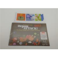 Quality Funny Family card Game organ attack Game for Family Friend Travel Playing Card for sale