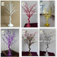 China UVG DTR25 colorful plastic dry tree branch decoration wedding centerpieces for tables wholesale