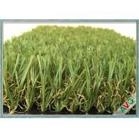 China Good Drainage Anti Mold Indoor Synthetic Turf / Plastic Grass For House on sale