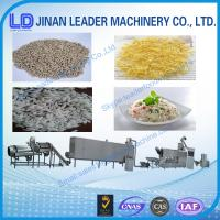 China Nutrition Rice process line for sale wholesale