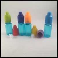 Buy cheap Industrial PET Dropper Bottles 10ml Custom Logol Printing Food Grade Durable from wholesalers
