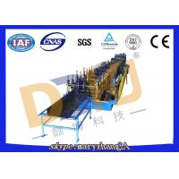 Quality Automatic 50hz 380v Steel Cable Tray Roll Forming Machine Plc Control wholesale