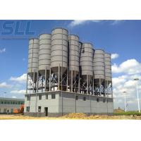 China Tank Container Type Cement Storage Silo Continuous Mortar Mixer Motor on sale