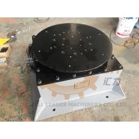 Buy cheap Floor Turntable Unlimited Rotation 400kg Load 800mm Round Table Servo Motor from wholesalers
