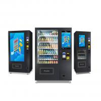 Buy cheap Smart Coin Selector Custom Vending Machines Cooling System 2-20℃ from wholesalers