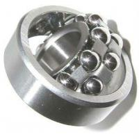 China P0 P4 P5 P6 low friction high speed steel cage Self-aligning ball bearings on sale