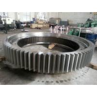 China ASTM A291 Gr7 Grade 7 Grade 1 2 3 4 5 6 8 9 Forged FOrging Steel Planet Gear reducer gear pinion gear ring gears wholesale