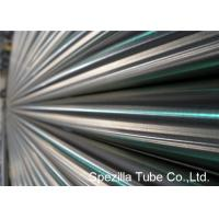 China DIN 11850 Polished Stainless Steel Tubing Hygienic Pipe 28X1.5X6000 MM wholesale