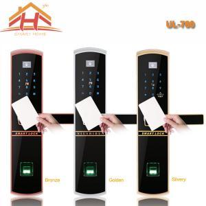 Buy cheap Keyless Remote Control RFID Card Door Lock Waterproof from wholesalers