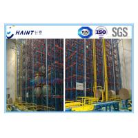 China AS RS Fully Automated Warehouse System Intelligent Control With Stacker Crane wholesale