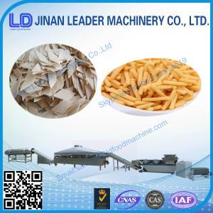 China Fried wheat flour snacks process line wholesale