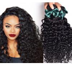 China Soft Elegant Loose Wave / Kinky Curl European Human Hair Weave 8 Inch - 40 Inch wholesale