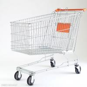 China Shop Cart Shop Cart Trolley wholesale