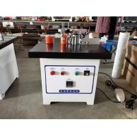 China Portable manual pvc wood edge banding tape making machine woodworking wholesale