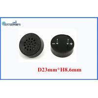 China 23mm 0.1w Or 0.3w General Toy Speaker With 8 Ohm Waterproof Speaker wholesale