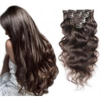 China Loose Wave / Spring Curl European Human Hair Extensions Deep Wave wholesale