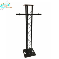 China 6061-T6 Aluminum Plasma Lighting Tower Truss 50mm Main Tube wholesale