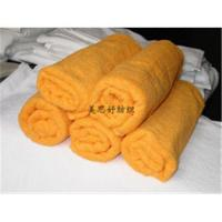 China Cotton plain terry towel wholesale