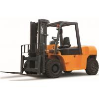 China 7 Ton Diesel Forklift Truck Large Loading Capacity Small Turning Radius CE Certificated wholesale