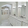 China White Ice Granite Slab Countertop Brazil Imported Modern Kitchen Granite wholesale