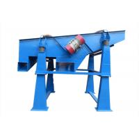 China Multi Layer Silica Sand Vibrating Screen Machine Carbon Steel Material wholesale