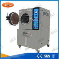Buy cheap Pressure Aging Test HAST Chamber , Programmable HAST Pressure Cooker test from wholesalers