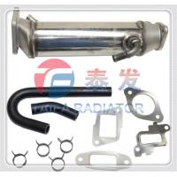 China Car Engine Spare Parts Diesel EGR Cooler Kit 97358507 ISO9001 / TS16949 Certificate wholesale