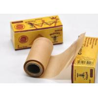 China 5 Meter Long Hornet Weed Cigarette Paper Roll Translucent Color wholesale