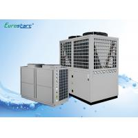 China Monoblock Central Heat And Air Units Hot Water 60 Degree Centigrade wholesale
