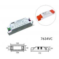 China High Power 40W 800mA Dimmable LED Driver 1-10V / Push Dimming DC10V-50V wholesale