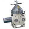 China 3T Milk cream skimming separator Machine / disk separator pressure 0.1-0.3Mpa wholesale