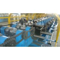 Cheap Purlin Roll forming machine with Excellent Anti-bending Property for Large-scale Construction for sale