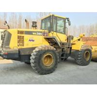 China Used KOMATSU Wheel Loader WA380-6 wholesale