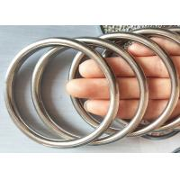 China Weldless Stainless Steel Round Ring For Collars Leashes And Harnesses 3mm-13mm wholesale