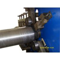 Quality Metal Double-buckled Flexible Pipe Machine for sale