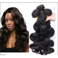 China Black Women Cambodian Loose Curly Hair Extensions 100 Real Human Hair wholesale