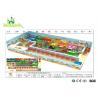 China Children / Toddlers Indoor Soft Playground Anti - Static 1680 * 1000 * 350cm wholesale
