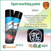 China Indoor Outdoor Car Marking Spray Paint Rust For Wood Furniture , Flexible wholesale