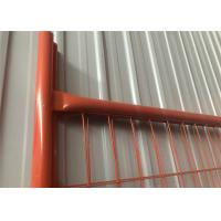 Buy cheap OD 40mm tube x 1.5mm 2100mm x 2400mm 3.80mmm Mesh opening 60mm x 150mm dia 4 from wholesalers