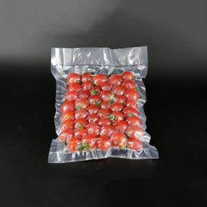 China BPA Free 25X30cm Antibacterial Vacuum Bag 90microns OEM wholesale