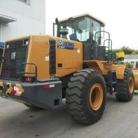 China 5 Ton Front End Compact Wheel Loader XCMG ZL50GN / LIUGONG CLG856H / SANY SYL956H wholesale
