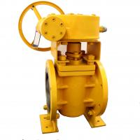 Buy cheap Sleeve type soft sealing Lubricated Plug Valve ACC / ASME B16.34 Class 600 Lbs from wholesalers