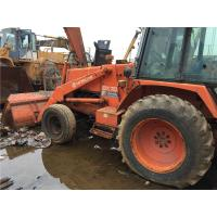 China used hitachi backhoe bx70 with good condition wholesale