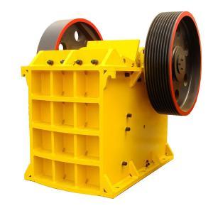 Buy cheap Small Iron Ore Crusher Machine PE 250 X 400 , Mini Iron Ore Jaw Gold Mining Rock Crusher from wholesalers