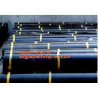 China fish pond liner waterproofing geomembrane fish farming tanks for sale,ASTM Standard HDPE LDPE LLDPE EPDM Pond Liner Geom wholesale