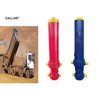 Buy cheap 20 Inch Stroke Dump Truck Dump Truck Hydraulic Cylinder Single Acting Welded from wholesalers