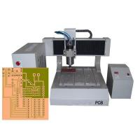China Programming PCB Depanel Drill Mini PCB Router Machine 24000 Rpm on sale